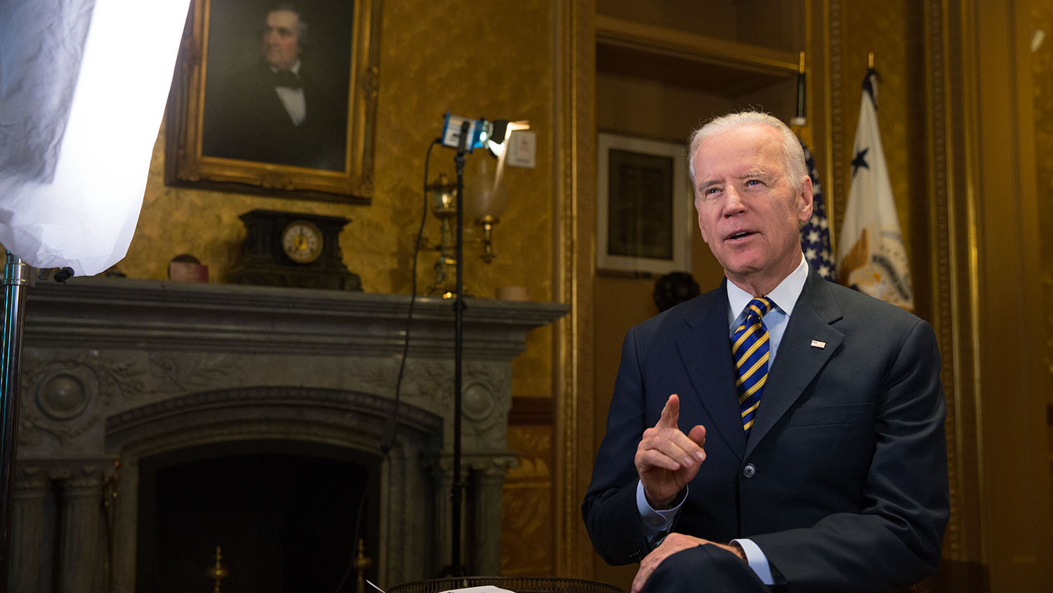 Vice President Joe Biden Delivers the Weekly Address