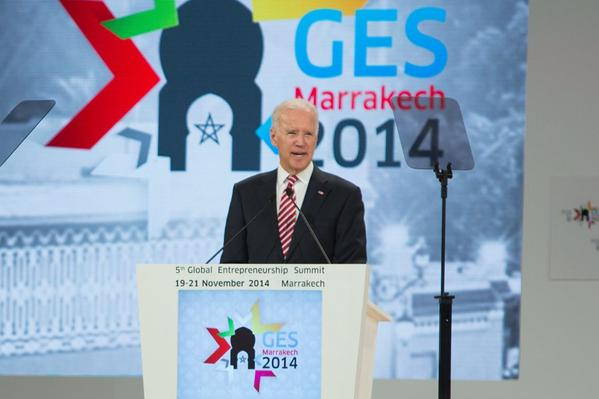 The Vice President Speaks at the global Entrepreneurship Summit