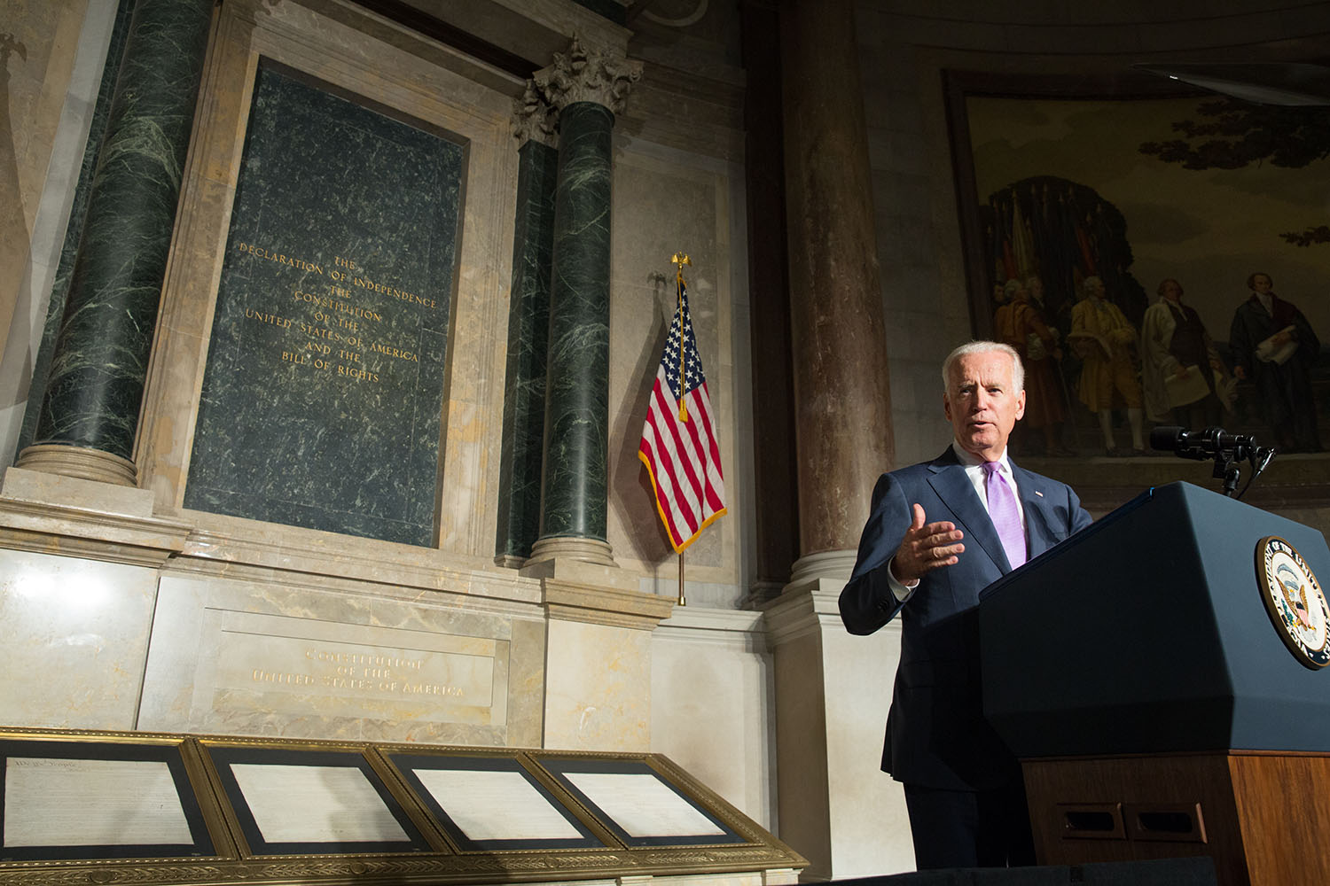Vice President Biden on the 20th Anniversary of VAWA