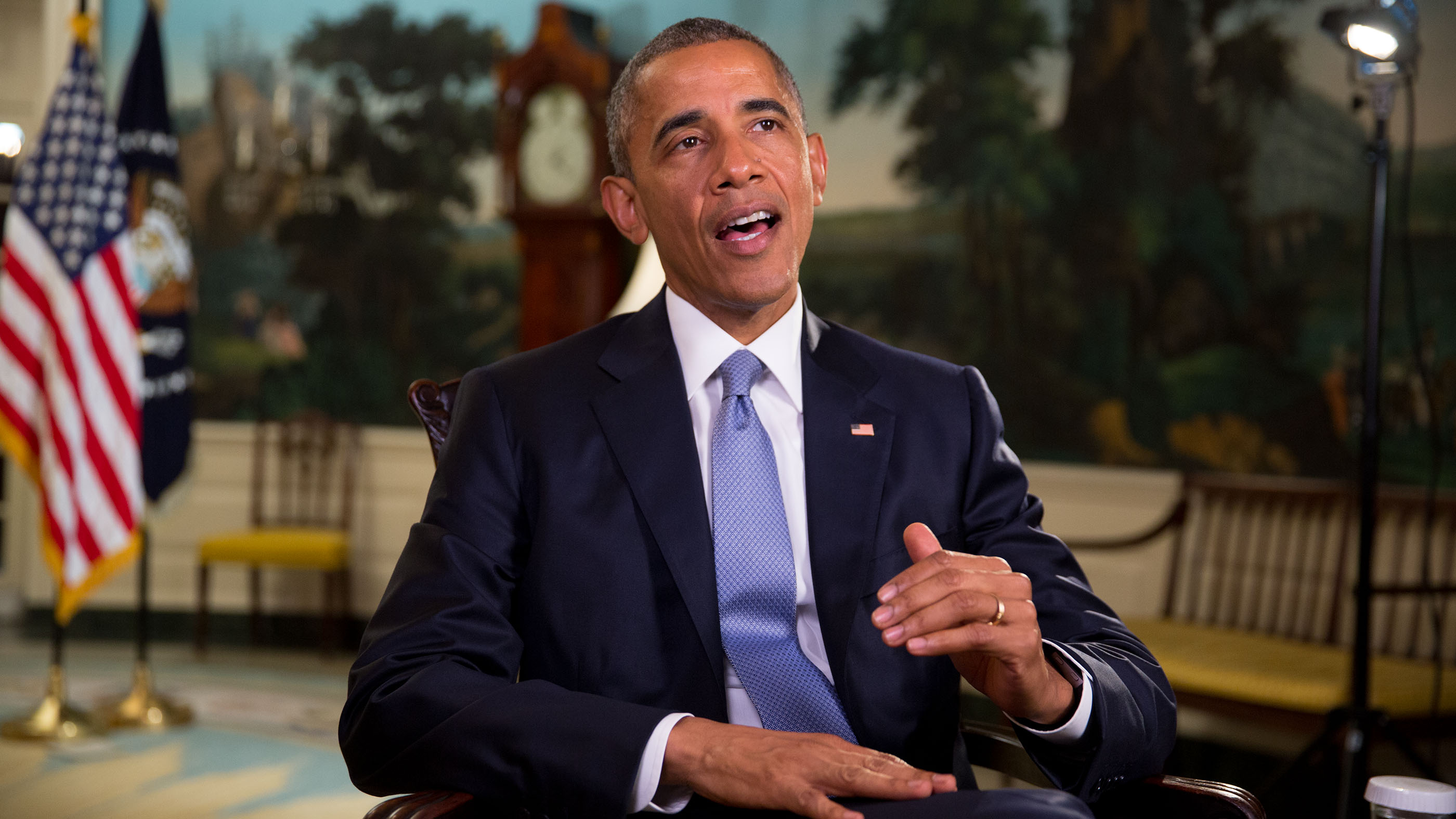 President Obama Delivers the Weekly Address on TAA