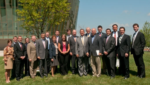 White House Business Council Roundtable Attendees