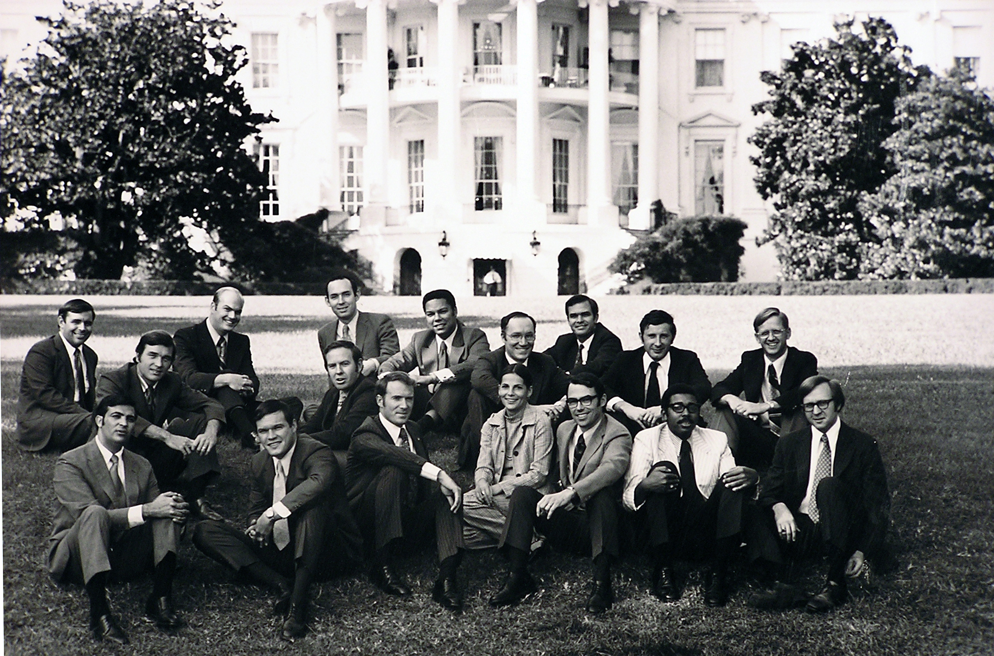 Celebrating 50 Years Of The White House Fellows Program