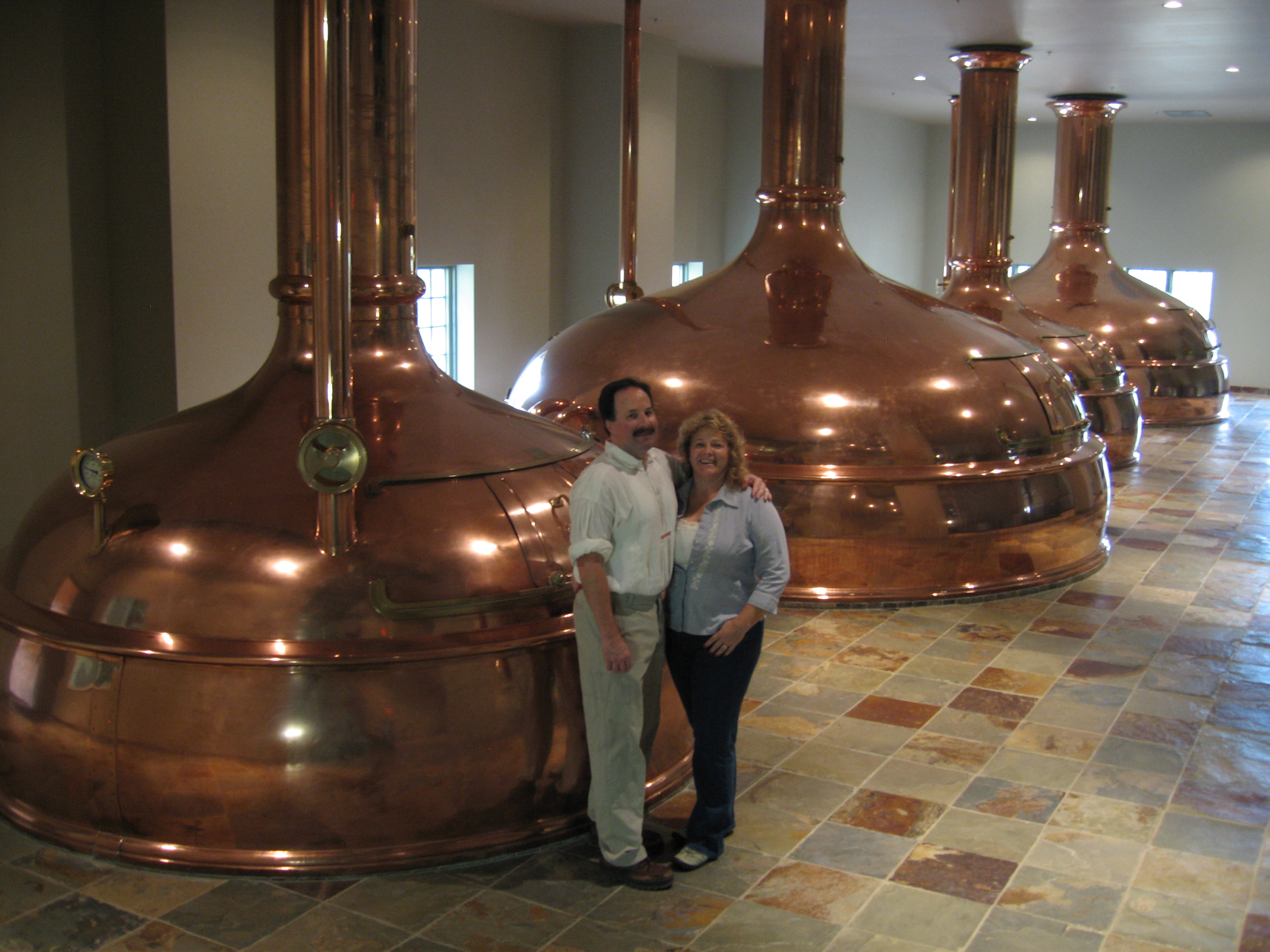 Deb and Dan Carey of New Glarus Brewing Company