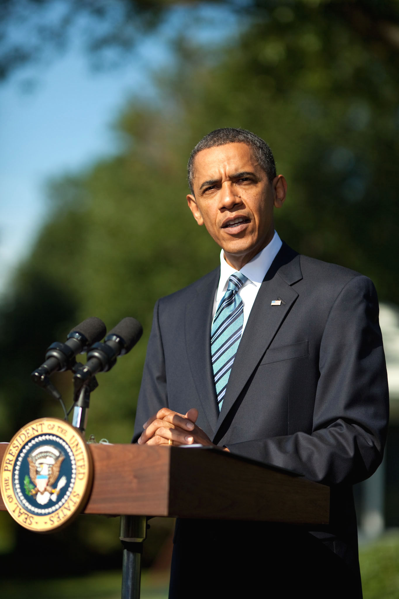 President Obama Commends Congress for Finalizing Wall Street Reform Bill
