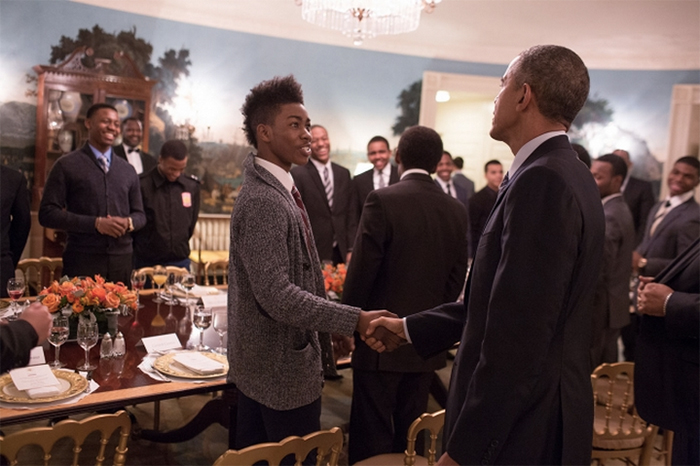 My Brothers Keeper The White House