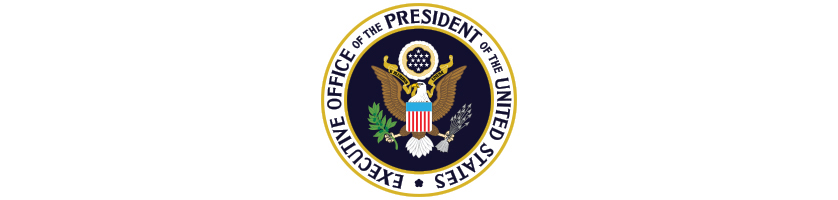 The official seal of the Executive Office of President of the United States