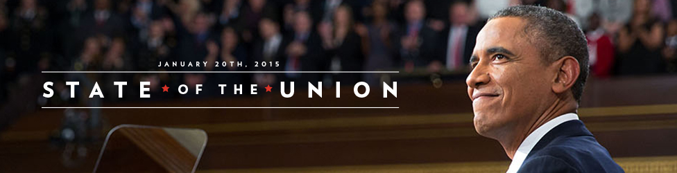 state of the union banner