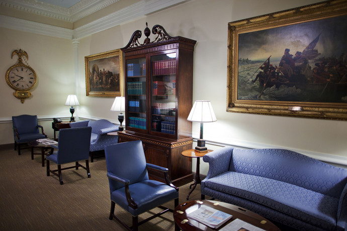 Inside The Wh West Wing Tour