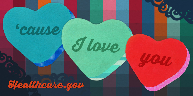 ACA Valentine Download: 'Cause I Love You