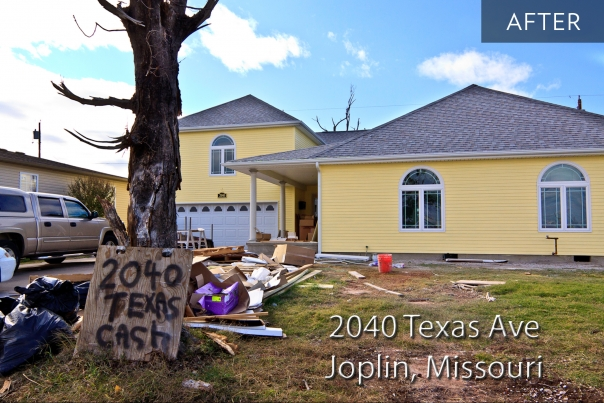 2040 Texas Avenue Home AFTER