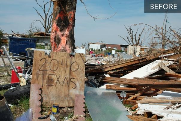 2040 Texas Avenue Home BEFORE
