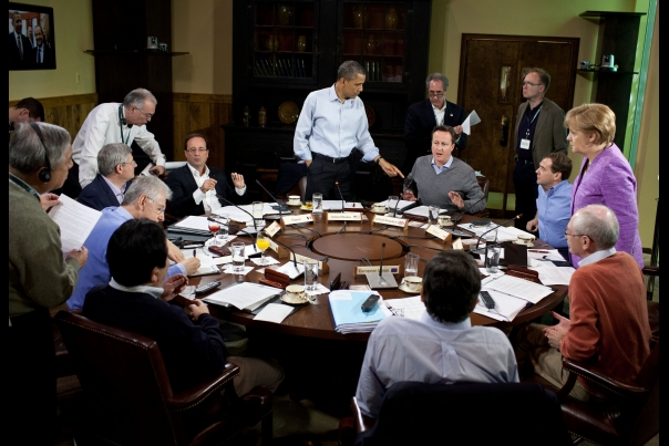 President Obama Working Session 2