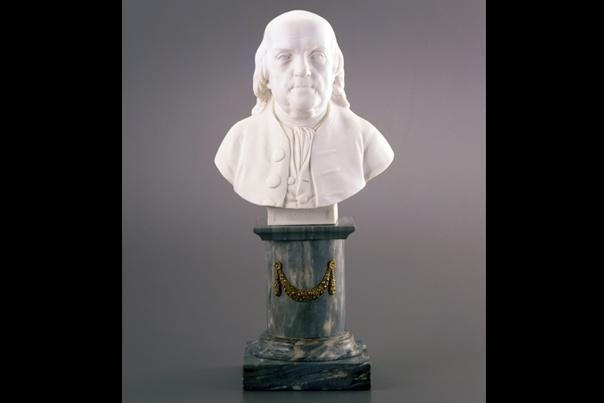 Benjamin Franklin Sevres