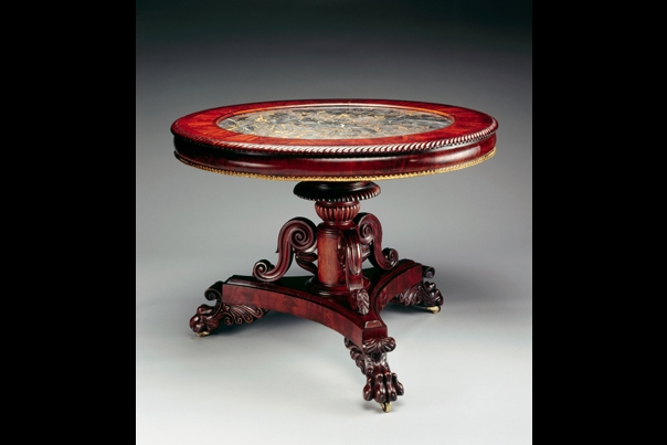 Center Table Quervelle 1829