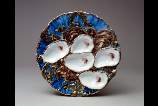Hayes Oyster Plate 1