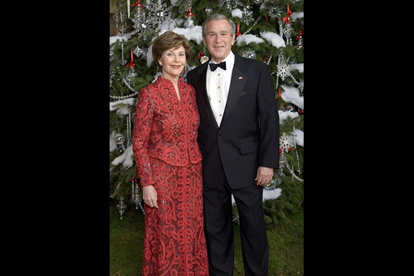 Holidays George W. Bush 12
