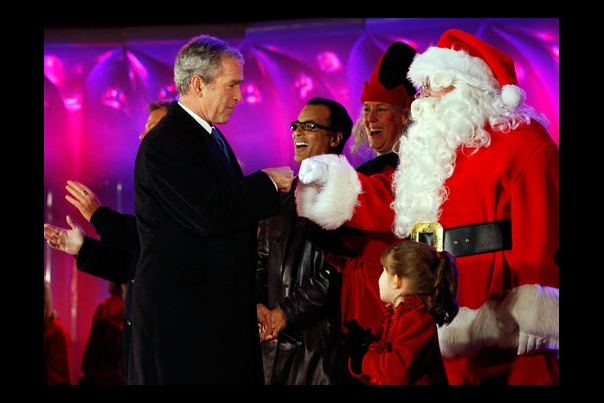 Holidays George W. Bush 15