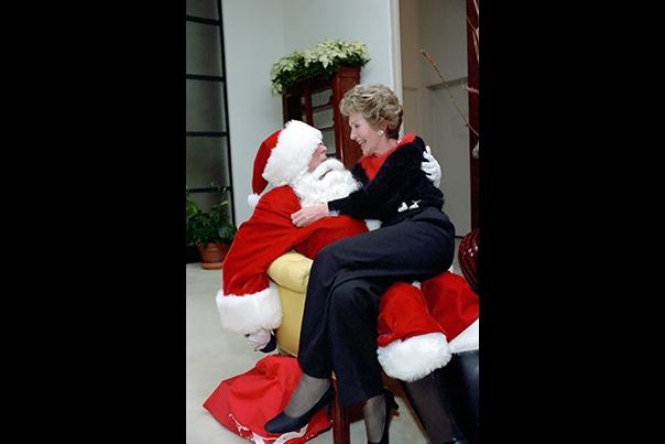 Holidays Reagan 1
