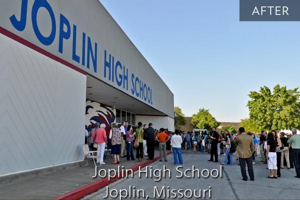 High School AFTER