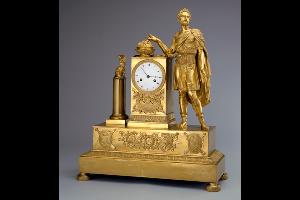 Mantel Clock Matelin 1817