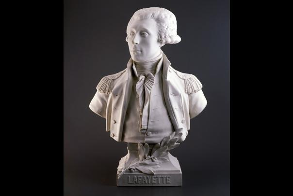 Marquis De Lafayette Unknown