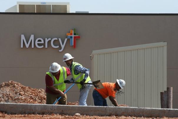 Mercy Hospital 1