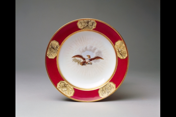 Monroe Dessert Plate 1