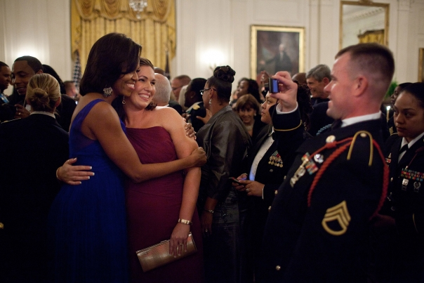 Department Of Defense Dinner In The East Room