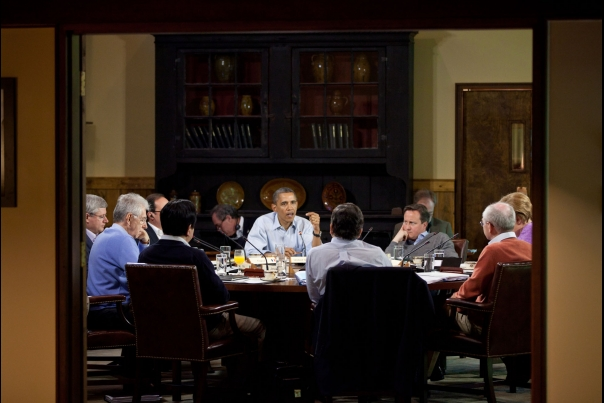 President Obama Working Session 1