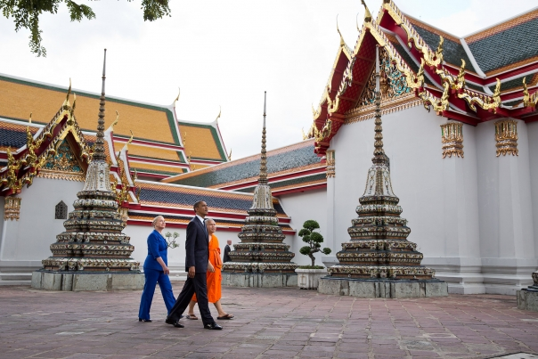 Wat Pho Royal Monastery Tour 2