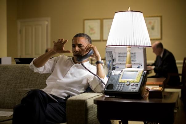 President Obama Calls Prime Minister Netanyahu