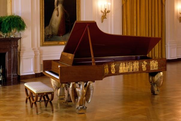 Piano Steinway 1938