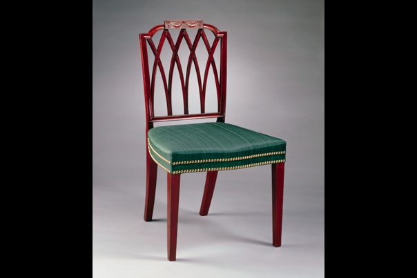 Side Chair McIntyre 1961