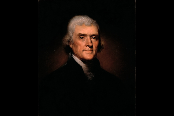 Thomas Jefferson Peale