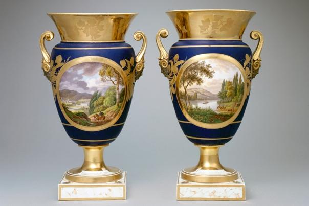 Vases Passy