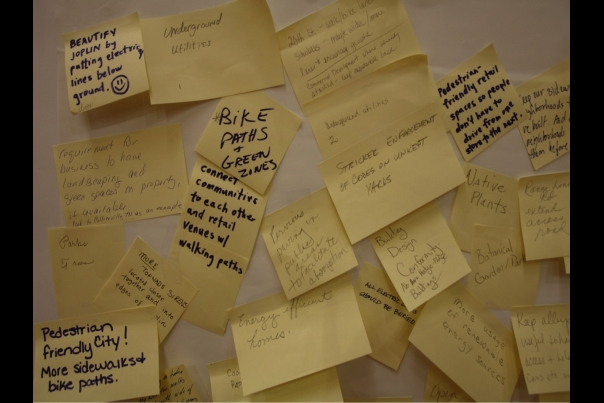 Wall of Stickies