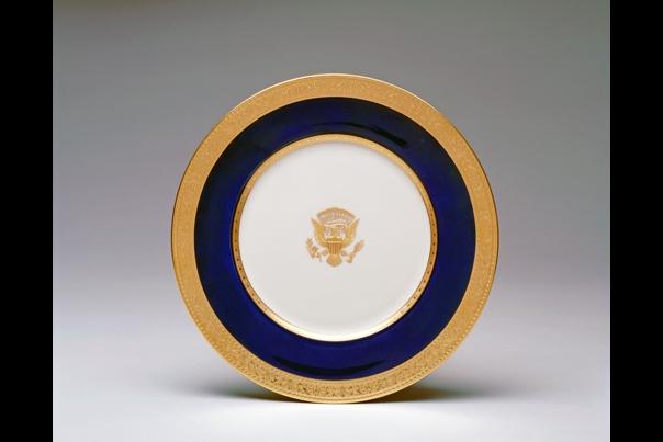 Wilson Service Plate 1