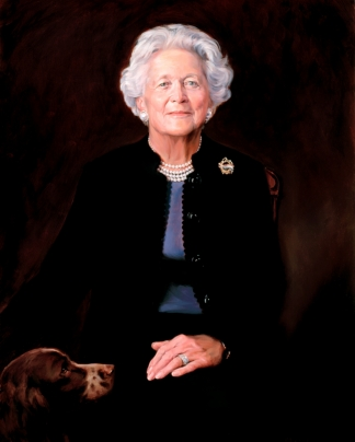 Barbara Pierce Bush