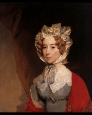 Louisa Catherine Johnson Adams