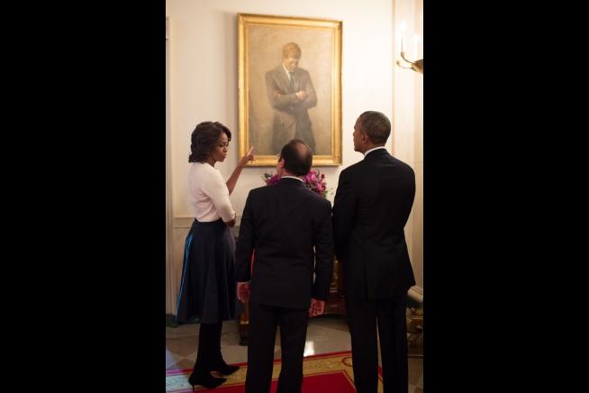 Francois Illas New Tradition: President François Hollande Of France: State Visit