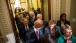 Vice President Joe Biden walks to the House Chamber