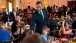 President Barack Obama Drops by the Epicurious Kids' State Dinner