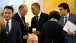 President Obama Talks With Prime Minister Letta