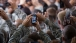 Soldiers Snap Cell Phone Photos