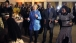 Secretary Clinton Dances At A Gala Dinner