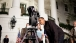 President Barack Obama looks through a telescope