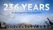 236 Years