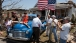The President visits Joplin