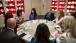 The First Lady Participates In A Recipe Roundtable