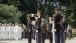 John F. Kennedy at Arlington National Cemetary
